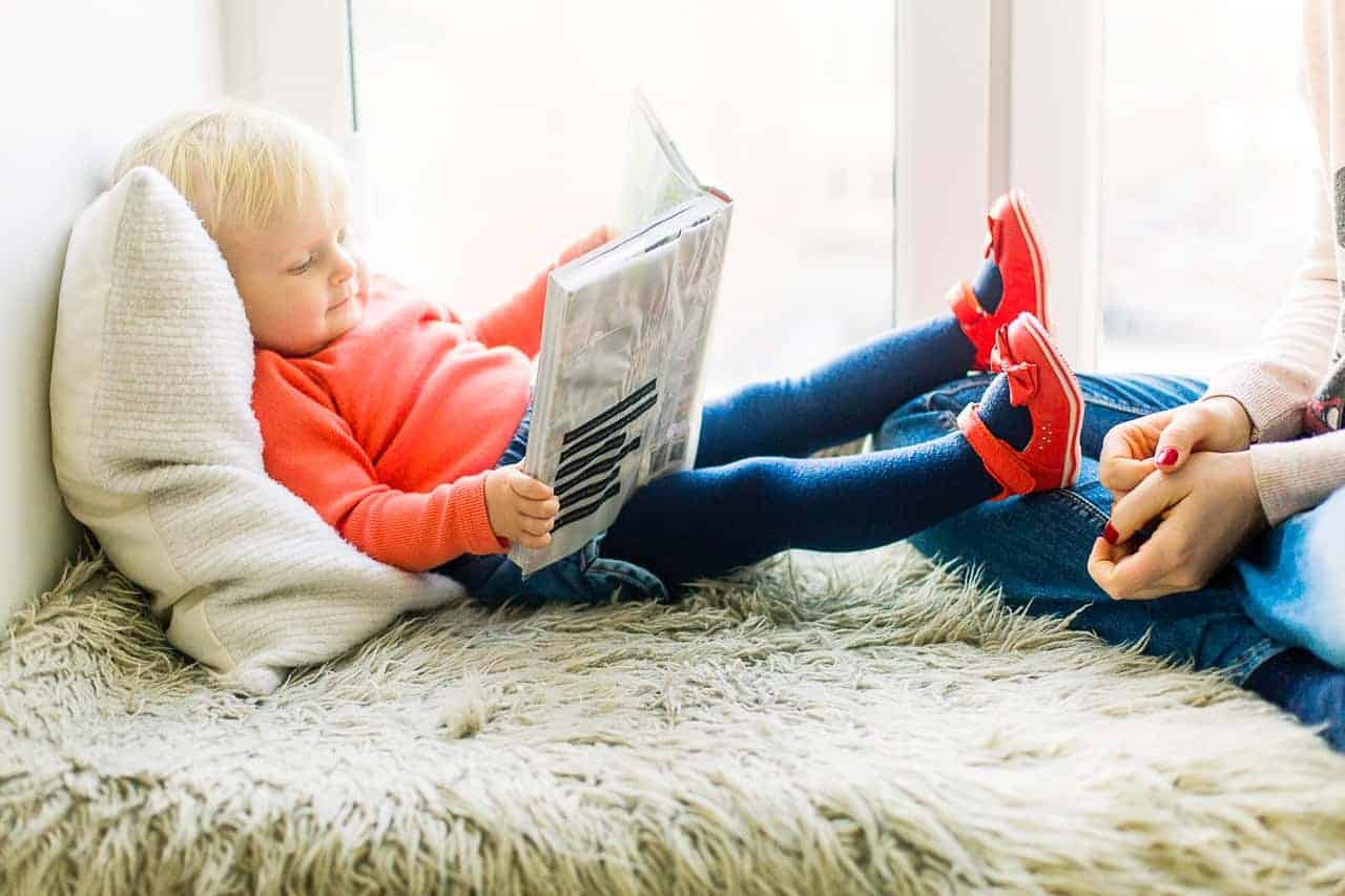 baby routine reading