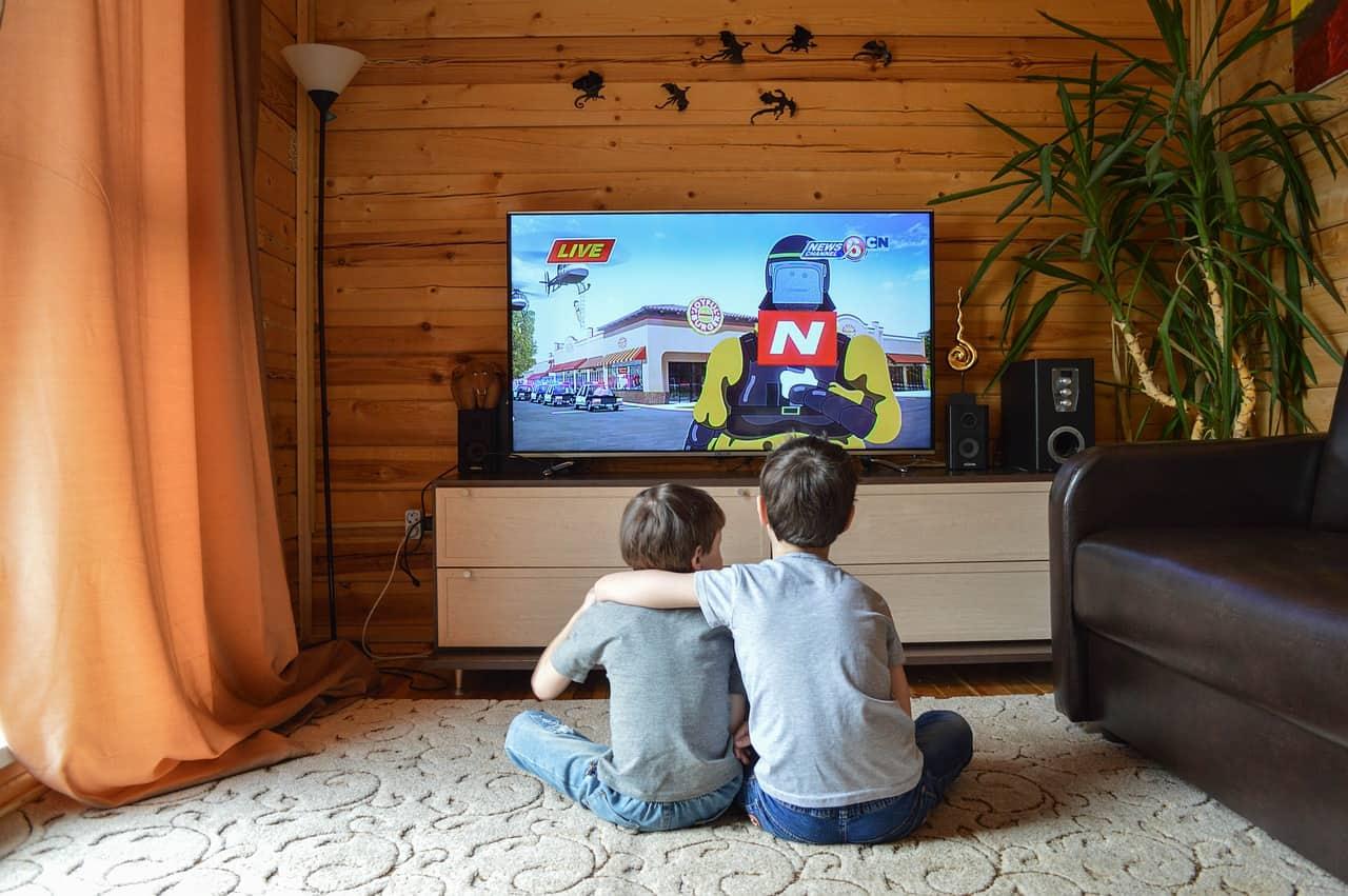 tv screen kids