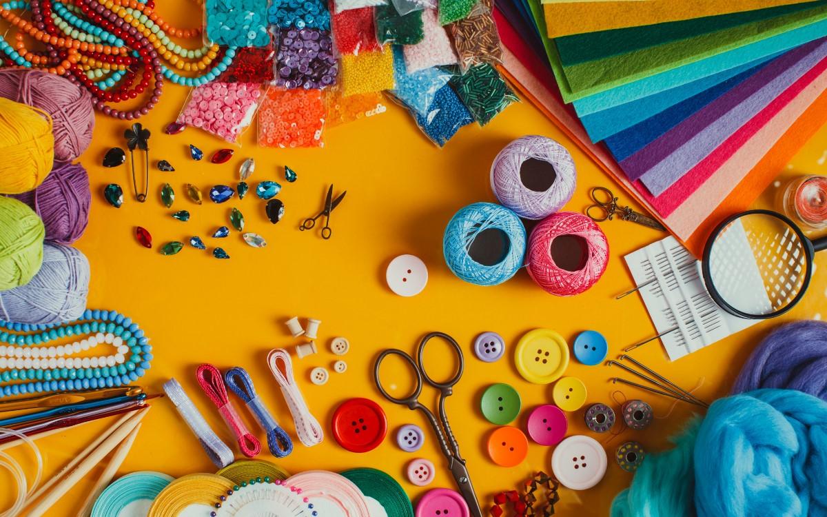 crafting tools materials