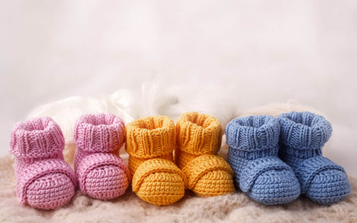 baby shoes colors