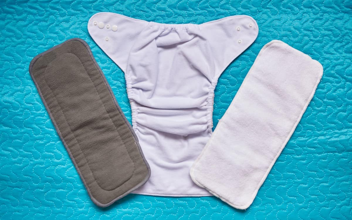 types of diapers