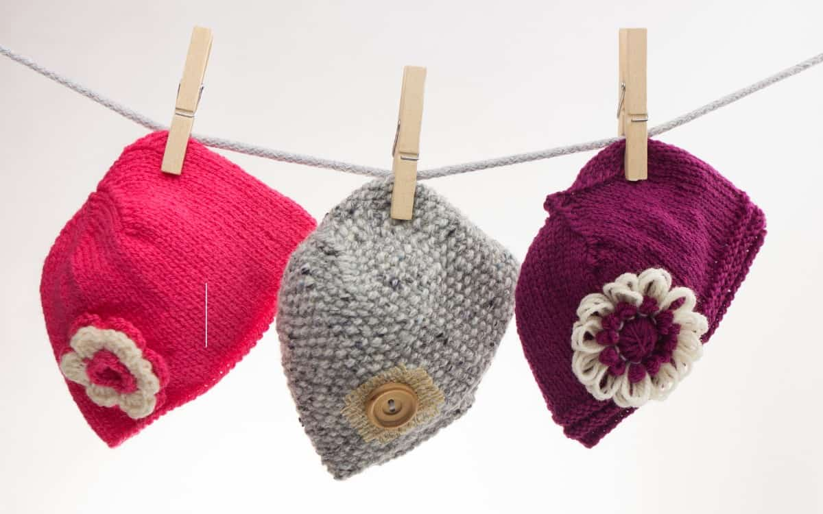 hats for baby