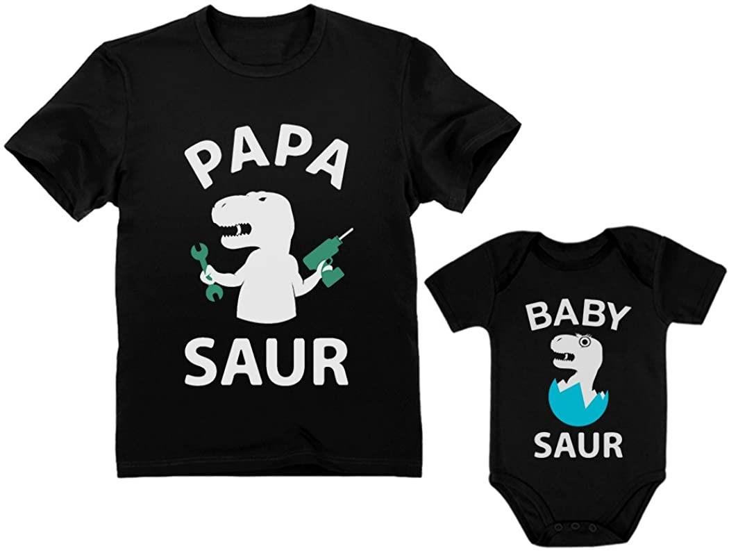 daddy saur shirt