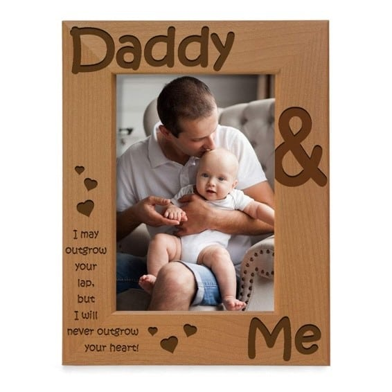 picture frame dad