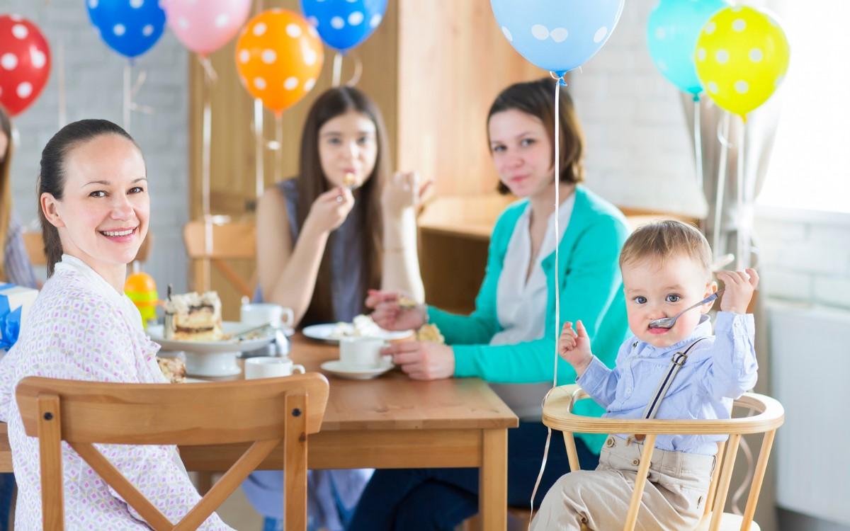 balloons baby birthday