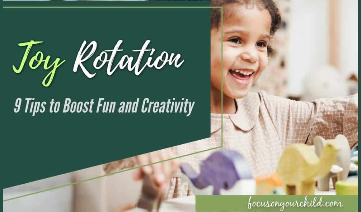 Toy Rotation 9 Tips to Boost Fun and Creativity