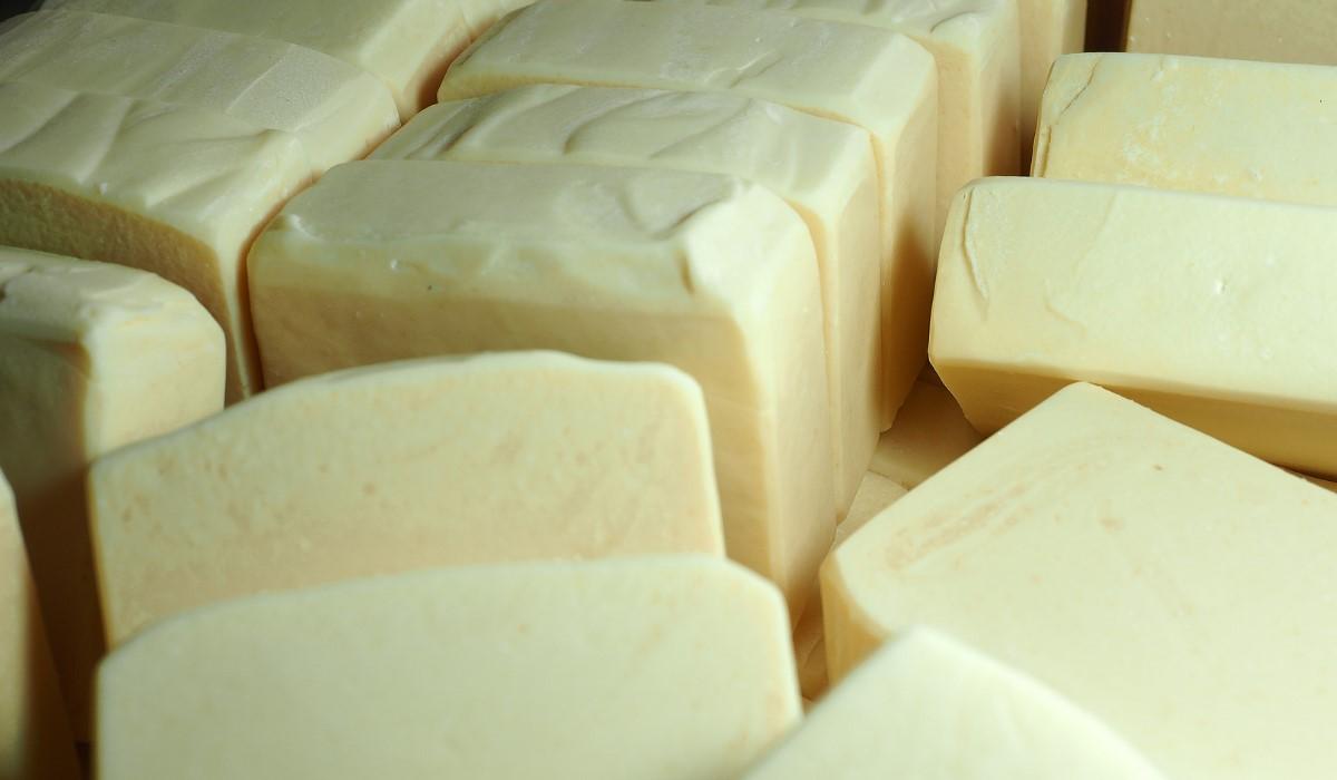 soap organic milk