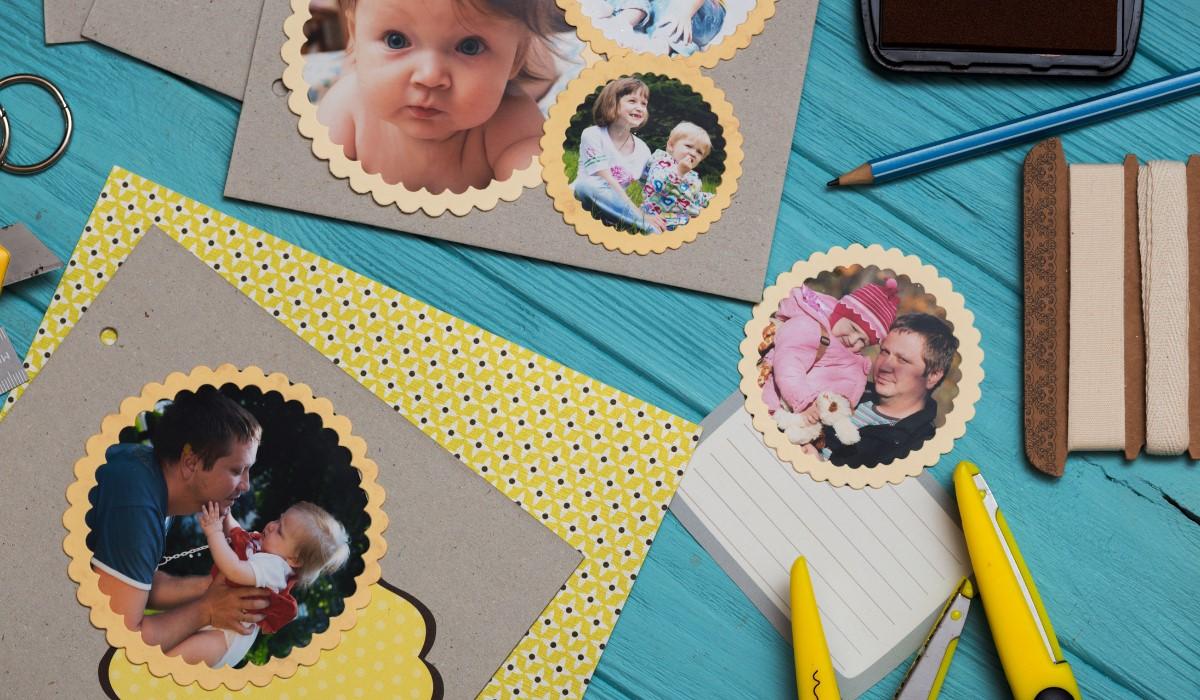 photo book family