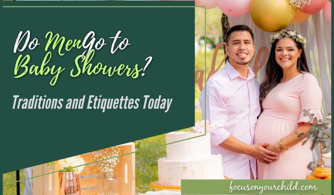 Do Men Go to Baby Showers - Traditions and Etiquettes Today