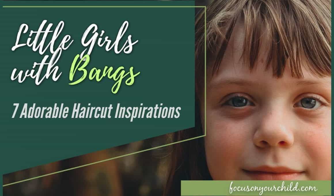 Little Girls with Bangs 7 Adorable Haircut Inspirations