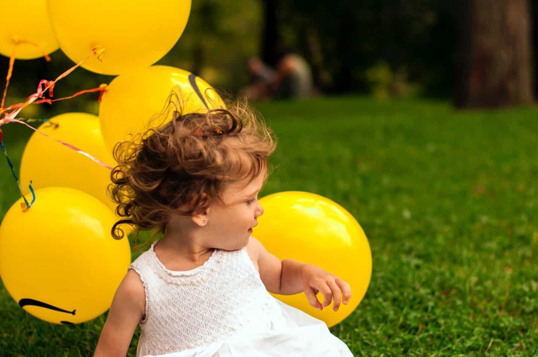 balloons baby