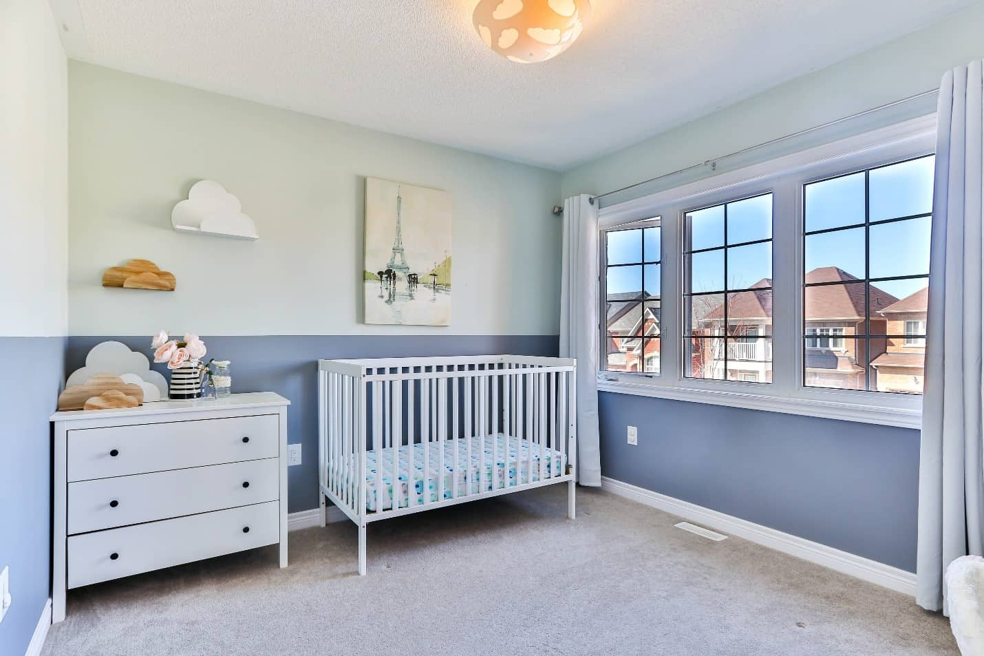 crib bedroom